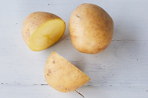 Profile --- Yellow Potatoes